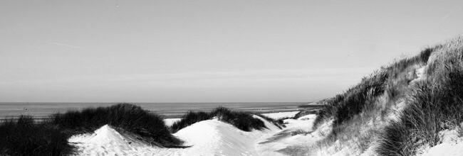 Mindfulness in de duinen